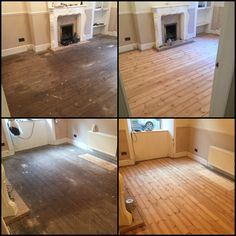 Cleaning Old Hardwood Floors After Removing Carpet Sell