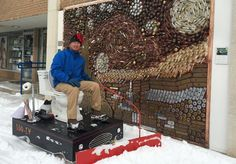 Fun way to beat the snowy season!