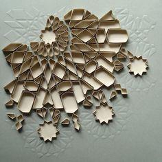 Stunning Paper Art by Matt Shlian-11b