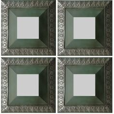 Ben Wall Mirrors (Set of 4)