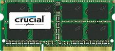 Crucial 8GB Single DDR3L 1600 MTs PC3L12800 SODIMM 204Pin Laptop Memory CT102464BF160B ** More info could be found at the image url. (Note:Amazon affiliate link)