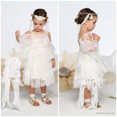 Βαπτιστικό Σύνολο Baby U Rock Διδώ 21902G15AAC Girls Dresses, Flower Girl Dresses, Rock, Wedding Dresses, Clothes, Fashion, Dresses Of Girls, Bride Dresses, Outfits