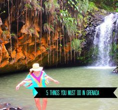5 Things You Must Do In Grenada! - you can do all of these with Caribbean yachting holidays Grenada Island, Windward Islands, Island Beach, Caribbean Vacations, Caribbean Cruise, Grenada Caribbean, Barbados, Grenada West Indies, Trinidad