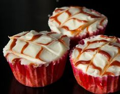 Indulge: Guava Cupcakes with Cream Cheese Frosting