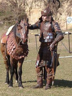 Hungaryan warrior