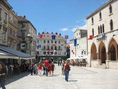 Split, Croatia Town Square