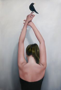 Amy Judd Bye Bye Blackbird © Artist