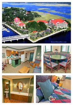 DISNEY'S HILTON HEAD ISLAND RESORT - Stay at a charming Resort on Hilton Head Island, South Carolina, that offers convenient access to a beautiful 12-mile stretch of sandy white beach and plenty of sunshine. Click the picture  to contact us... We can assist you with buying or selling one of these vacation homes. www.resortreseller.com