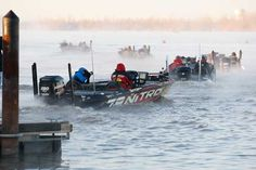 Bass Masters Classic 2012 Day 2