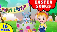 Sleeping Bunnies and more Easter Songs for kids and Easter bunny songs to watch and enjoy