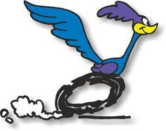 Vinyl sticker/decal Road Runner facing right Motorbike Car helmet Sticker Classic Cartoon Characters, Classic Cartoons, Cartoon Art, Cartoon Posters, Tattoo Sleeve Designs, Sleeve Tattoos, Fotos Do Pokemon, Runner Tattoo, Motorcycle Paint Jobs