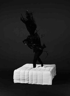 Black and White Photography by Jürgen Klauke