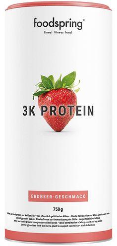 Le mélange de protéines idéal