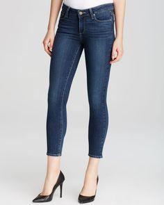 Paige Denim Jeans - Verdugo Crop in Cassie