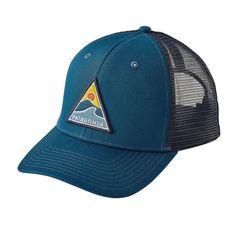 Rollin' Thru Trucker Hat, Big Sur Blue (BSRB)