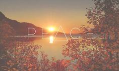 Afbeelding via We Heart It #beautiful #Dream #peace #pretty #sea #sun #sunset #view