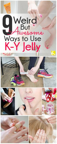 9 G-Rated Things You Can Do with K-Y Jelly
