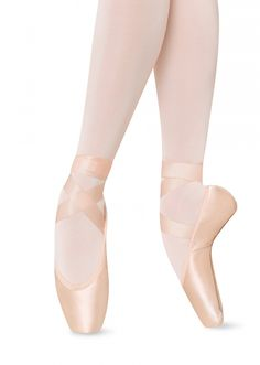 Bloch Axis Ballet Pointe shoes