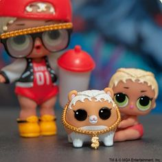 """L.O.L Surprise M.C Hammy """"We roll with swag!"""" #lolsurprise #lol #surprise #toy #unbox #unboxing #collect #collection #collectlol #doll #dolls #lolsurprisepets #lolsurpriseseries2 #lolsurpriseseries3 #pearlsurprise"""