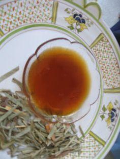 A Coruja do Monte Suntria: Geléia exótica de maçã e capim cidreira (chá principe)