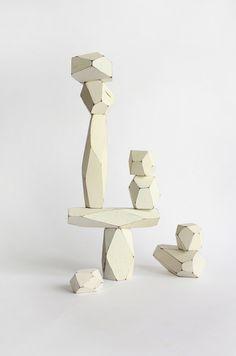 Balancing Blocks by Fort Standard in thisispaper.com
