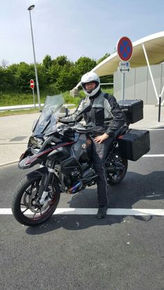 Nice customized BMW R1200GS Adventure