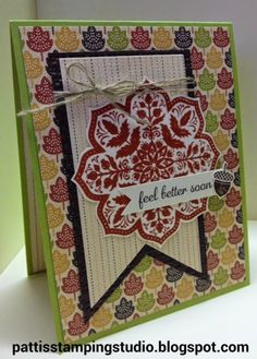 Stampin' Up! Day of Gratitude Patti's Stamping Studio