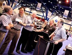 March 2013 - Microsoft Convergence is an annual International end user event for users of Microsoft Dynamics SL, GP, NAV and AX. We look forward to seeing you there!