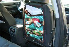 Sew4Home: Car Caddy, Car Organization