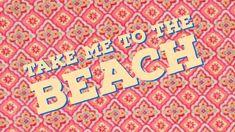 Ab an den Strand ?