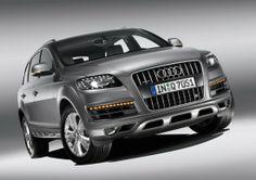 Crazy Wallpapers: 2010 Audi Q7 4.2 TDI Free Wallpaper