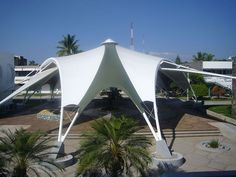 .:La Marina. Membranas - Arquitectura Textil:.
