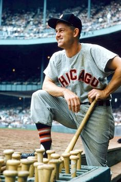 Nellie Fox - Chicago White Sox