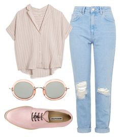 Untitled #94 by dion-balalas on Polyvore featuring MASSCOB, Topshop and The Row