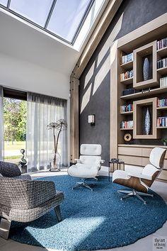 Design interieur, stephen versteegh, the art of living Modern Interior Design, Luxury Interior, Art Of Living, Parfait, Corner Desk, Houses, Table, Diy, Furniture