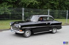 1957 Opel Olympia Rekord