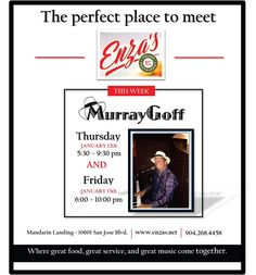 I'll be playing your favorite songs tonight and Friday night at Enza's. Come on out for a great time.  #livemusic #pianoman