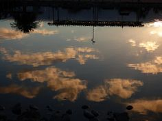 """Canary Islands Photography: """"Reflections in the water""""  ! Luces del Alba ! en ..."""