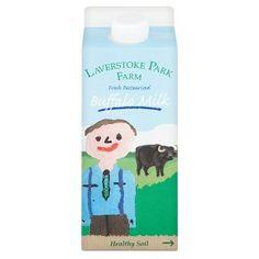 Laverstoke Park Farm pasteurised buffalo milk