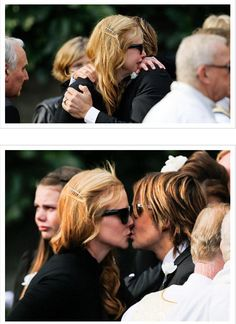 Keith Urban and Nicole Kidman are the definition of true love. He's an amazing husband for dropping everything to be right by Nicole's side in her time of need! And people ask me why i love Keith Urban so much.... This is one of the reasons why.  He's such a genuine man! God bless both of them!