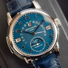 #patekphilippe- steel cased reference 5016A-010 – estimated value $743,000 to $955,000