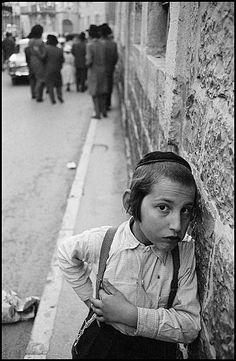Leonard Freed, Jerusalem, 1962