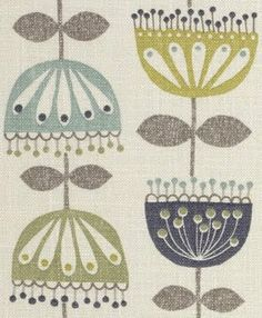 Villa nova fabric--if I could fall in love with a fabric design, it would be… Textile Patterns, Textile Design, Flower Patterns, Fabric Design, Print Patterns, Surface Pattern Design, Pattern Art, Stoff Design, Affinity Designer