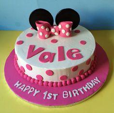 Minnie Cake !