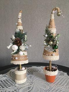 Новости Christmas Tree Crafts, Mini Christmas Tree, Rustic Christmas, Xmas Tree, Christmas Projects, Holiday Crafts, Christmas Holidays, Christmas Wreaths, Christmas Decorations