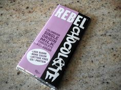 """Rebel Chocolate have reformulated their milk chocolate, it contains 57% cocoa, has less than half the sugar content of """"standard"""" milk chocolate, is lactose-free and contains a whopping 25% protein! Learn more on the blog: lifeinlilac.co.uk . . . #chocolate #cocoa #milkchocolate #lactosefree #healthychocolate  #food #yum #chocolatelover #lesssugar #lifestyleblogger #kentblogger #ukblogger"""