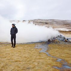 Geothermal fields in Iceland!!