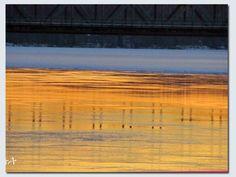 Sunset_ Aili A. Winter White, Four Seasons, Finland, Winter Wonderland, Sunset, Studio, Painting, Beautiful, Sunsets