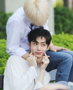 Minhyuk & Hyungwon 민혁 혀원 #Monsta_X