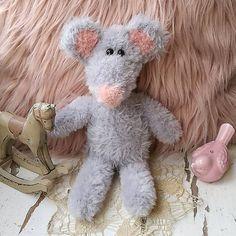 adis / Hračka *Myška* Teddy Bear, Toys, Animals, Animais, Animales, Animaux, Toy, Teddybear, Animal